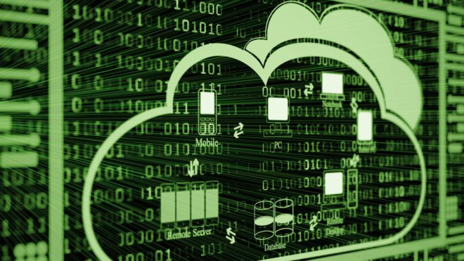 Cloud informatique