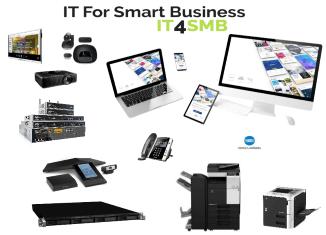 Vente de matériel informatique IT4SMB
